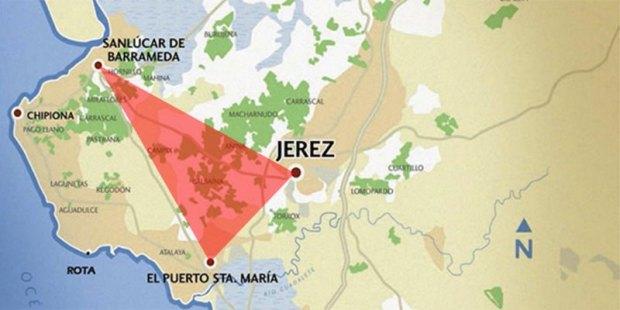 triangolo di Jerez
